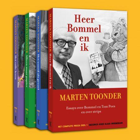 Het complete proza van Marten Toonder