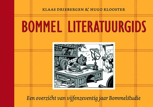 Omslag Bommel literatuurgids